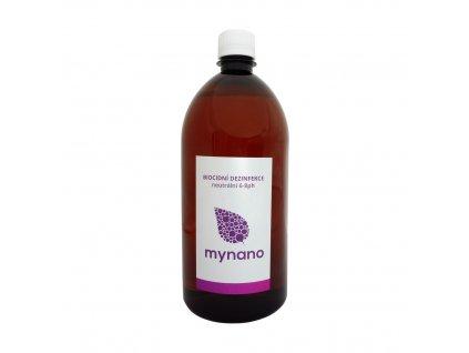 Myano (ČR) MYNANO Biocidní dezinfekce neutrální 6-8ph 1L Koncentrát