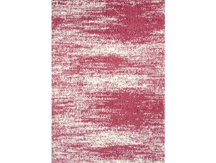 Spoltex koberce Liberec Kusový koberec Nizza červený - 200x290 cm