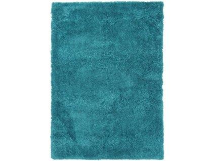 Kusový koberec Lyon dark turquise - 60x110 cm