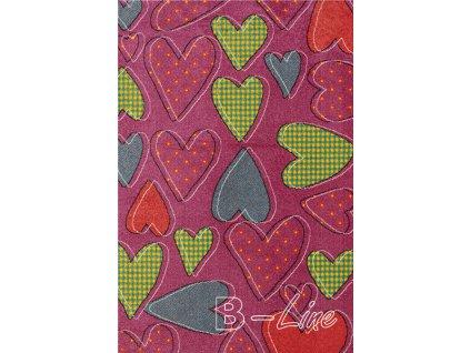 Sintelon koberce Kusový koberec Play 47/RMR - 80x150 cm