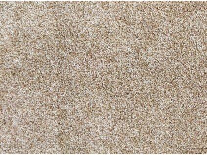 Spoltex koberce Liberec Metrážový koberec Absolute 3153 Béžový - Rozměr na míru bez obšití cm