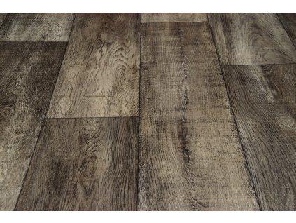 PVC podlaha Hometex 601-01 dub béžový - Rozměr na míru cm
