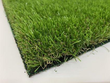 Lano - kvalitní umělé trávy Kusový travní koberec Rosemary - 100x100 cm