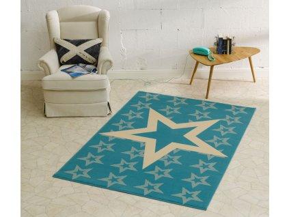 Hanse Home Collection koberce AKCE: 140x200 cm Kusový koberec CITY MIX 102313 140x200cm - 140x200 cm