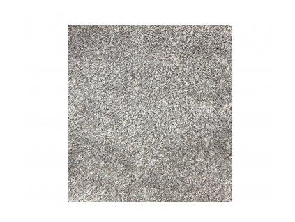 Vopi koberce AKCE: 90x550 cm s obšitím Metrážový koberec Apollo Soft šedý - Rozměr na míru s obšitím cm