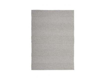 Obsession koberce AKCE: 80x150 cm Ručně tkaný kusový koberec Dakota 130 GAINSBORO - 80x150 cm