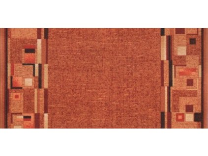 Associated Weavers koberce AKCE: 67x530 cm Protiskluzový běhoun na míru Bombay 84 - šíře 67 cm s obšitím