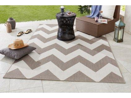 Hanse Home Collection koberce AKCE: 120x170 cm Kusový koberec Meadow 102737 beige/creme - 120x170 cm