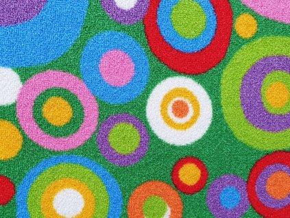 Spoltex koberce Liberec Metrážový koberec Candy 24 - Rozměr na míru bez obšití cm