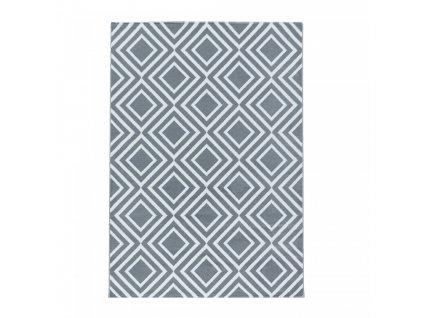 Ayyildiz koberce AKCE: 200x290 cm Kusový koberec Costa 3525 grey - 200x290 cm