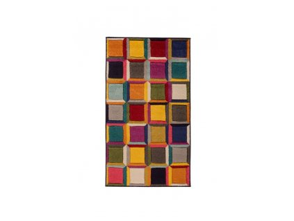 Flair Rugs koberce AKCE: 160x230 cm Kusový koberec Spectrum Waltz Multi - 160x230 cm