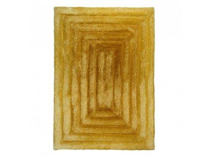 Flair Rugs koberce AKCE: 160x230 cm Kusový koberec Verge Ridge Ochre - 160x230 cm