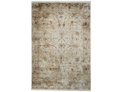 Obsession koberce AKCE: 80x150 cm Kusový koberec Laos 454 BEIGE - 80x150 cm