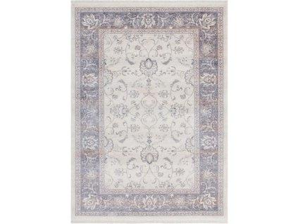 Lalee koberce AKCE: 80x150 cm Kusový koberec Vintage VIN 700 Ivory - 80x150 cm