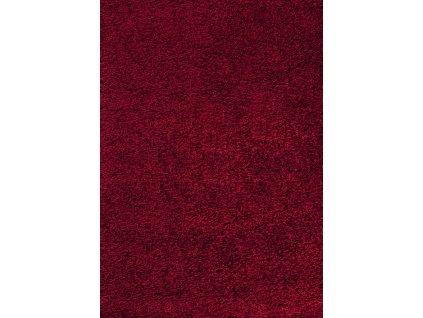 Ayyildiz koberce AKCE: 80x150 cm Kusový koberec Dream Shaggy 4000 Red - 80x150 cm
