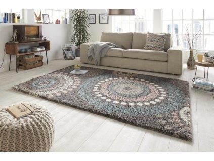 Mint Rugs - Hanse Home koberce AKCE: 120x170 cm Kusový koberec Allure 102756 grau - 120x170 cm