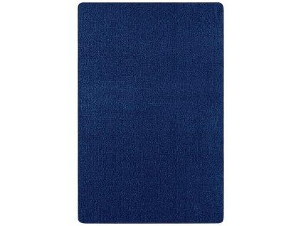 Hanse Home Collection koberce AKCE: 80x150 cm Kusový koberec Nasty 104447 Darkblue - 80x150 cm