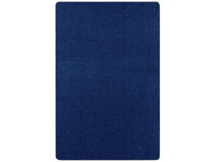 Hanse Home Collection koberce AKCE: 67x120 cm Kusový koberec Nasty 104447 Darkblue - 67x120 cm