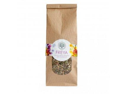 BILEGRIA BILEGRIA FREYA bylinný sypaný čaj pro podporu ženského zdraví a plodnosti 100 g