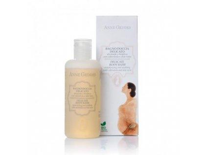 Anne Geddes Italian cosmetics Anne Geddes Bio Delikátní tělová koupel 250ml