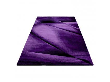 Ayyildiz koberce AKCE: 120x170 cm Kusový koberec Miami 6590 lila - 120x170 cm