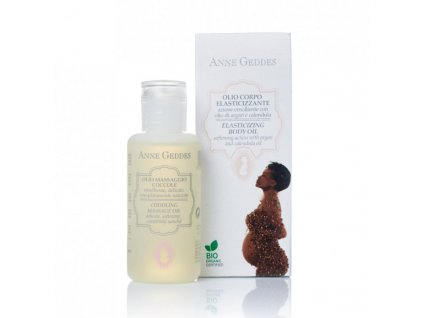 Anne Geddes Italian cosmetics Anne Geddes Bio Pečující olej pro pružnost 125 ml
