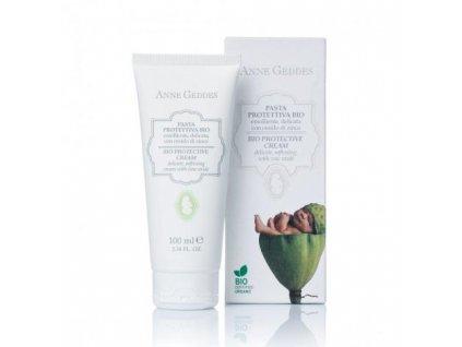 Anne Geddes Italian cosmetics Anne Geddes Bio Výživný krém pro dětskou pokožku 100 ml