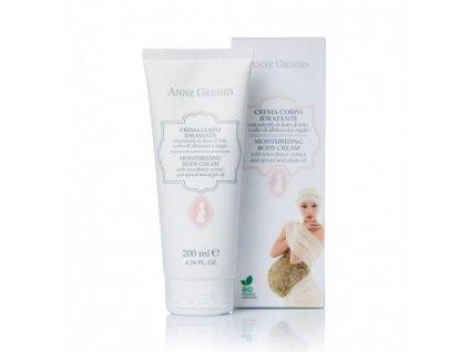 Anne Geddes Italian cosmetics Anne Geddes Bio Vyživující tělový krém 200 ml