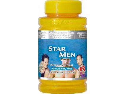 STAR MEN, 60 cps - byliny – pro muže