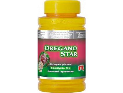 OREGANO STAR, 60 sfg - dobromysl – přírodní dezinfekce