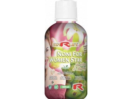 NONI FOR WOMEN STAR, 500 ml - doplněk stravy pro ženy