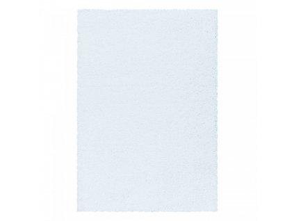 Ayyildiz koberce AKCE: 200x290 cm Kusový koberec Sydney Shaggy 3000 white - 200x290 cm