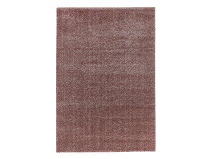 Astra - Golze koberce AKCE: 67x130 cm Kusový koberec Savona 180017 Aubergine - 67x130 cm