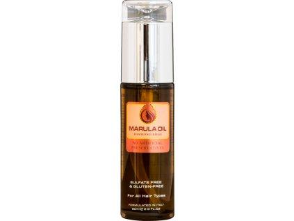 MARULA OIL, 60 ml - univerzální marulový olej na vlasy, pleť a pokožku