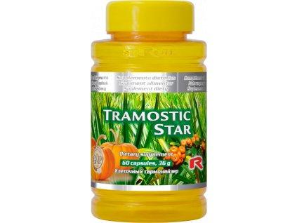 TRAMOSTIC STAR, 60 cps - pro zdraví a spokojenost mužů