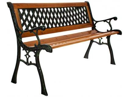 Zahradní lavička MIRIAM