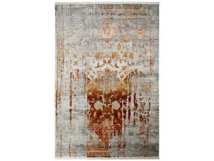Obsession koberce AKCE: 80x235 cm Kusový koberec Laos 453 TERRA - 80x235 cm