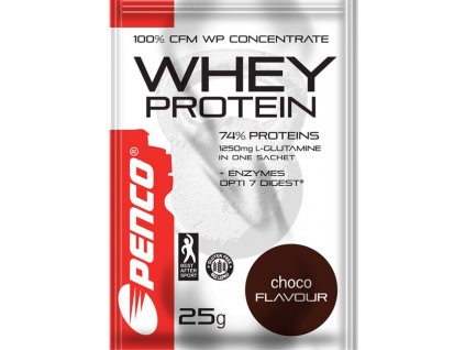 WHEY PROTEIN bag, 25 g -