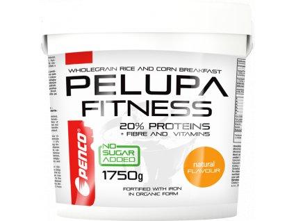 PELUPA FITNESS, 1.750 g - instantní bezlepková kaše pro snídaně, svačiny i jako náhrada hlavního jídla