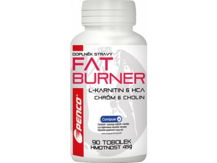 FAT BURNER, 90 sfg -