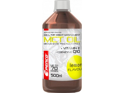 MCT OIL, 500 ml -