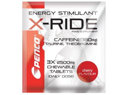 X-RIDE bag, 3 × 2.500 mg -