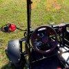 NITRO SUNWAY SPIDER Čtyřkolka ATV BUGGY 125ccm Automat černá