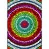 Medipa (Merinos) koberce Kusový koberec Relief 22844-110 Multicolor - 80x150 cm