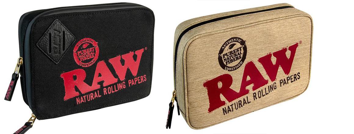 Cestovní pouzdra Raw Papers