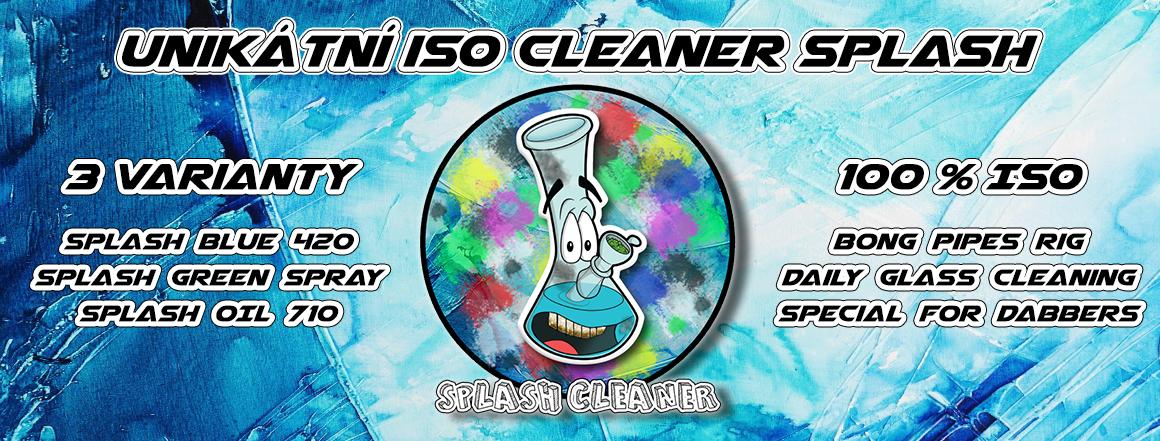 Splash Cleaner ISO Cleaner