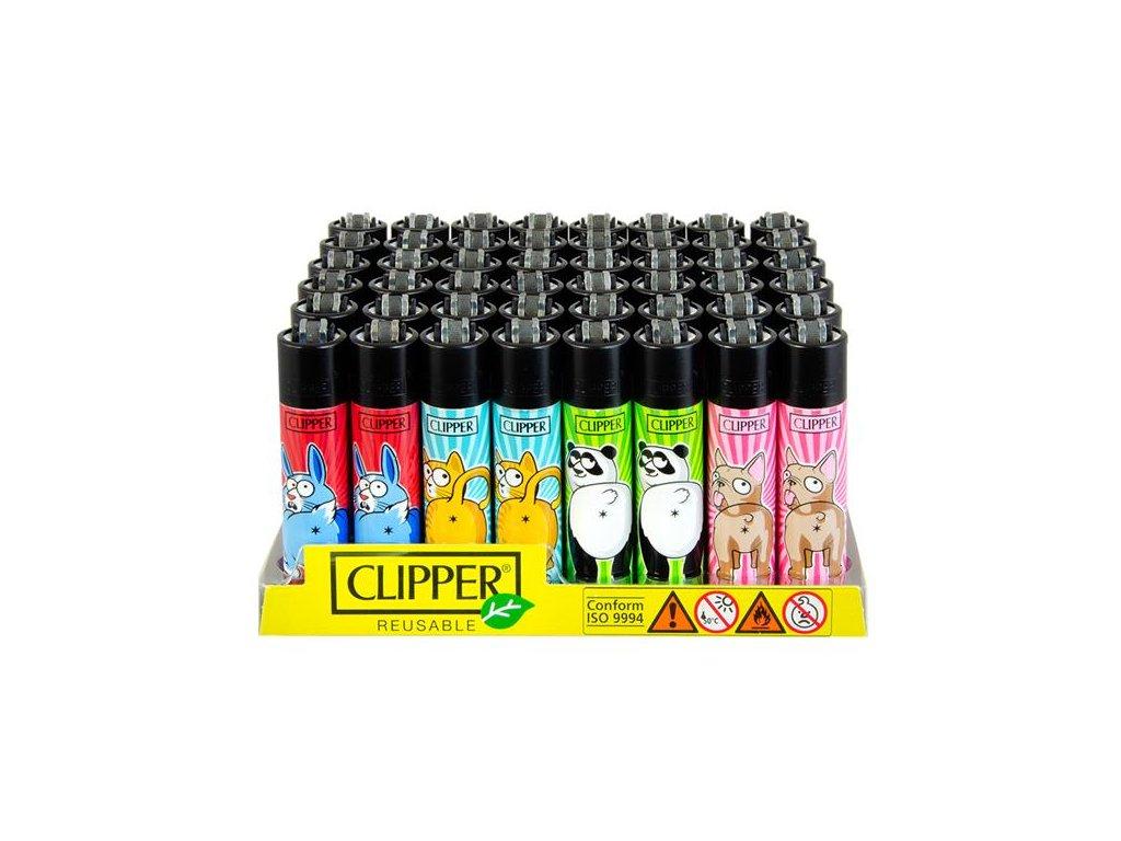 Zapalovač CLIPPER ® CP11RH Butt Animals