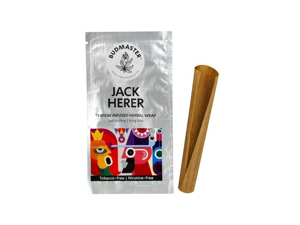 Konopný blunt BudMaster Terpene Wraps Jack Herer