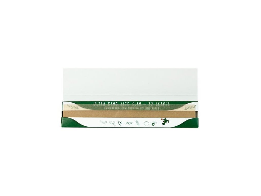 Konopné papírky Purize UltraSlim Hemp Edition