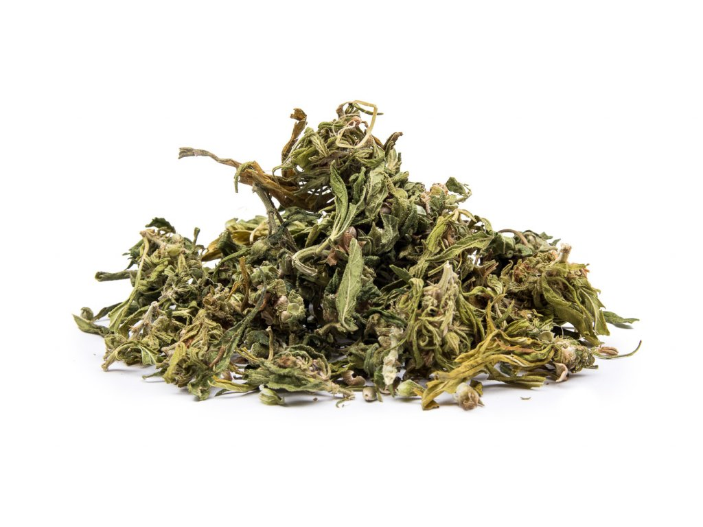 Konopný čaj Space Stoners Galaxy Ceylon Green Mix Tea 50 G